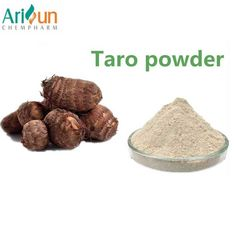Taro Extract Organic Natural Vegetable Powder Food Supplement Flavor Vitamins Protein Include