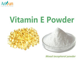 China 100% Natural Mixed Tocopherol 30% Vitamins Raw Materials Long-Term Supply Medicine Grade supplier