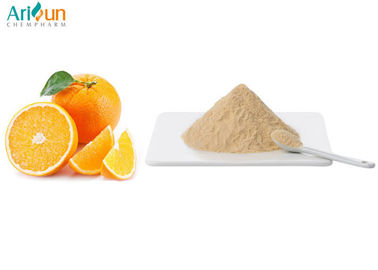 China Sweet Mellow Freeze Dried Orange Powder Promote Growth For Solid Beverage supplier