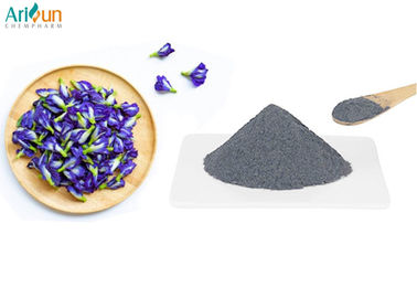 Superfine Grinding Blue Butterfly Pea Flower Powder For Baking And Beverage