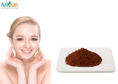 Dark Red Raw Cosmetic Ingredients Natural Astaxanthin Powder With Vitamin C
