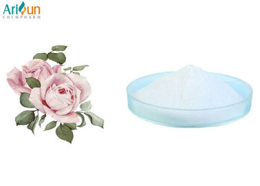 White Crystal Cosmetic Powder Ingredients With Whitening Spots / Repair Damage