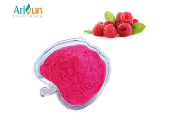 Rich In Nutrition Dried Fruit Flavour Raspberry Powder , Raspberries Powder