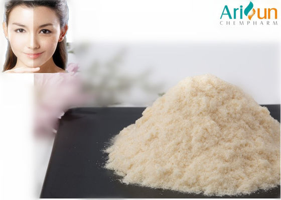 Refreshing Skin CAS 501-30-4 C6H604 Kojic Acid Powder
