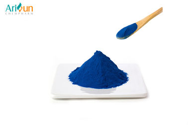 Good Quality Plant Extract Powder & Blue Lyophilized Algae Extract Natural Food Coloring Powder , Food Grade Phycocyanin Powder on sale